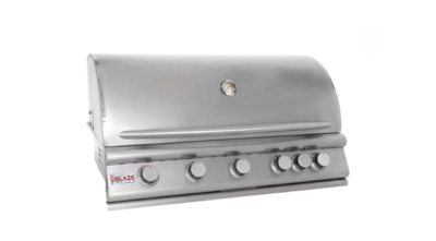 Blaze 40″ 5-Burner Gas Grill w/ Rear Burner