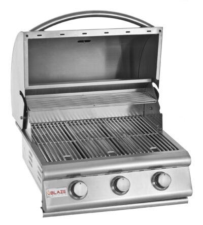 Blaze 25″ 3-Burner Gas Grill