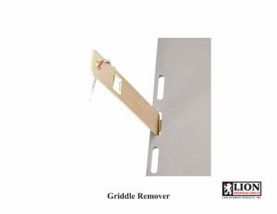 Lion Premium Grills Griddle Remover