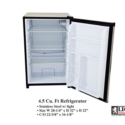 Lion Refrigerator