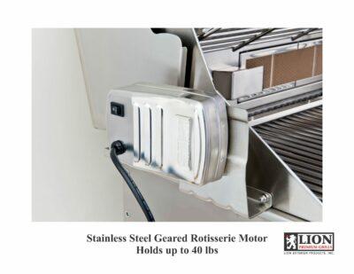Lion Premium Grills Rotisserie-Motor
