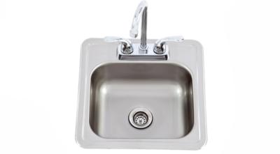 Lion Premium Grills – Bar Faucet & Sink