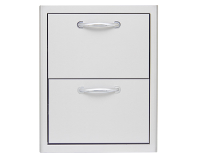 Blaze Double Drawer (BLZ-DRW2-R)