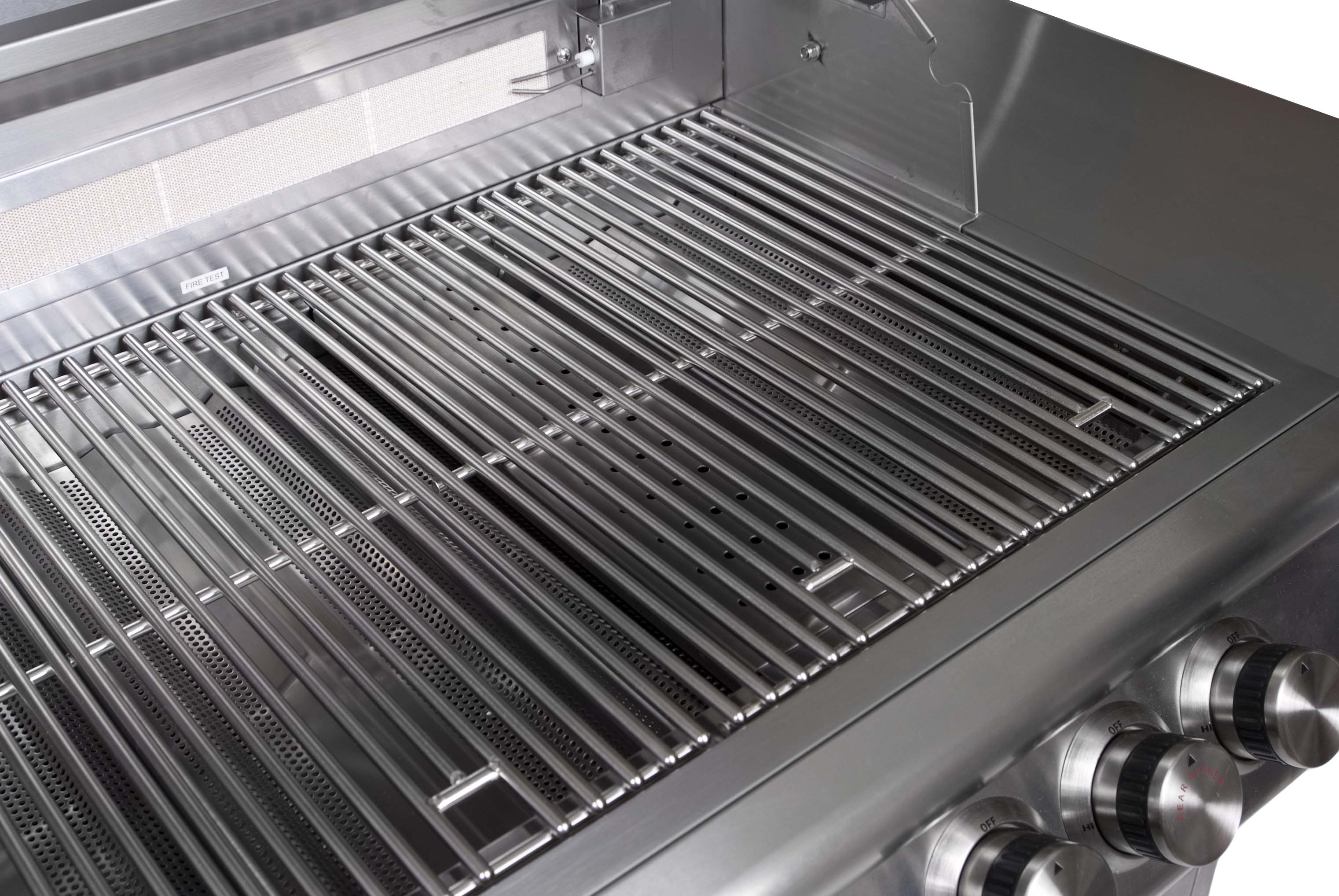 Cleaning Your Blaze Grill Best Of Backyard