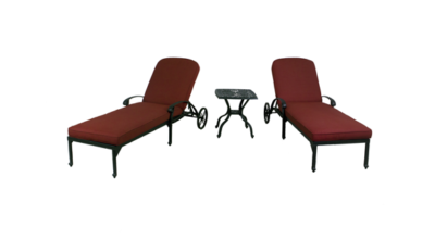 Catalina Collection Chaise Lounge Set