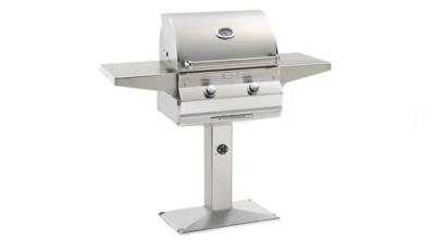 Fire Magic – Choice Series C430s Pedestal Post 24 Inch BBQ Grill