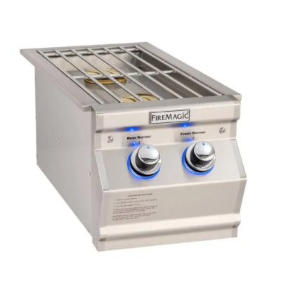 Fire Magic Aurora Double Side Burner
