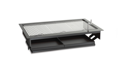 Fire Magic – Firemaster 24 Inch Charcoal Countertop Grill