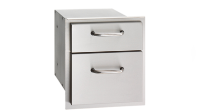 Fire Magic – Select Double Drawer