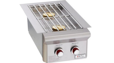 American Outdoor Grill – L-Series Drop-In Double Side Burner