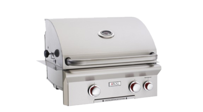 American Outdoor Grill T Series 24 Inch 2 Burner Built-In Gas Grill