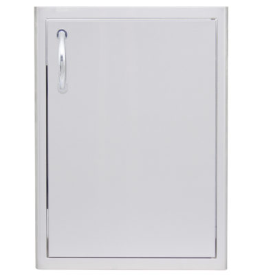 Blaze 18 Inch Vertical Single Access Door- Right Hinged (BLZ-single 1420-R)