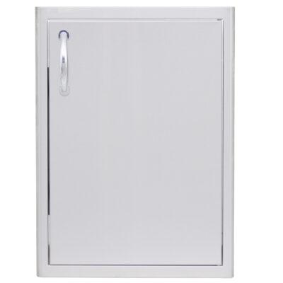 Blaze 18 Inch Vertical Single Access Door- Right Hinged (BLZ-single 1420-R)