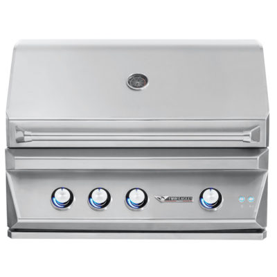 "TEBQ36R-C 36"" OUTDOOR GAS GRILL WITH INFRARED ROTISSERIE"