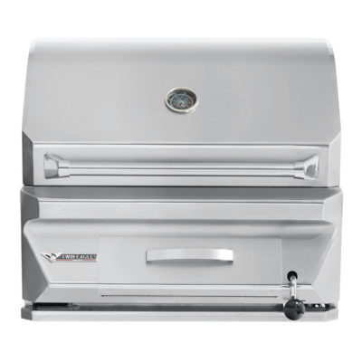 30-Inch Twin Eagles Charcoal Grill TECG30-C