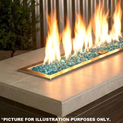 American Fireglass Azuria Demo