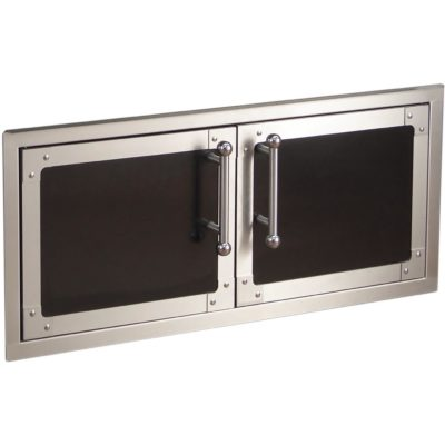 BLACK DIAMOND DOUBLE DOORS 53938HSC