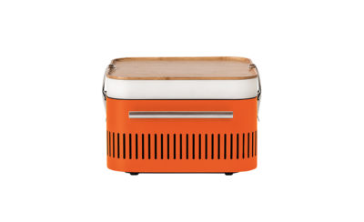 Everdure Cube Charcoal Orange