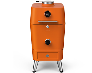 Everdure 4K Smoker Orange Color