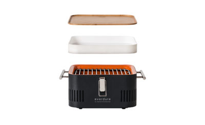 Everdure Cube Charcoal Grill Set