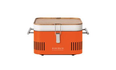 Everdure Charcoal Grill Cube Orange