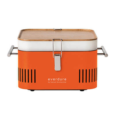Everdure Charcoal Grill Cube Orange