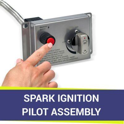 Spark Ignition Pilot Assembly