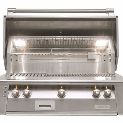 36-Inch Grill Built-In ALXE-36-LP
