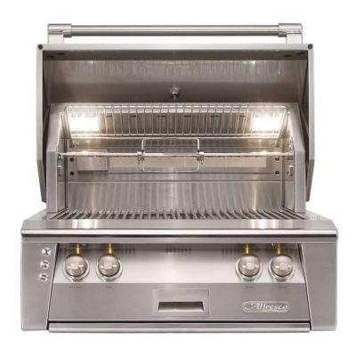 Alfresco 30-Inch LXE Built-In Grill ALXE-30