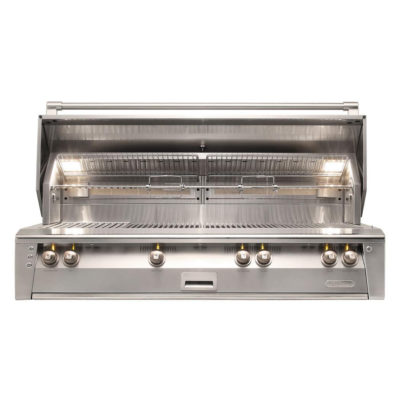 Alfresco 56-Inch Grill Built-In ALXE-56BFG