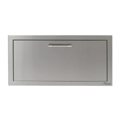 Alfresco 30-Inch Versapower Accessory Drawer