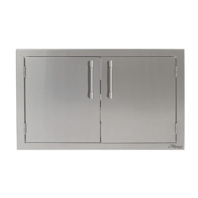 Alfresco Double Access Doors